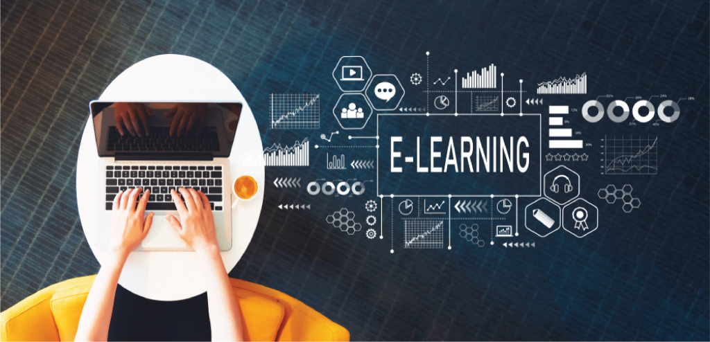 ứng dụng e-learning